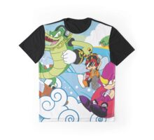 Team Chaotix Graphic T-Shirt
