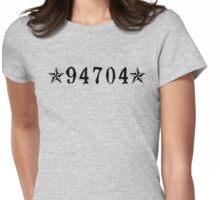 Berkeley (California) Womens Fitted T-Shirt