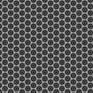 Abstract Geometric 0909(07) - Black by Artberry
