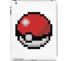 Pokemón Pokeball iPad Case/Skin