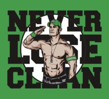 Never Lose Clean by greeney