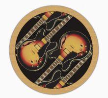 Vintage Gibson ES  One Piece - Short Sleeve