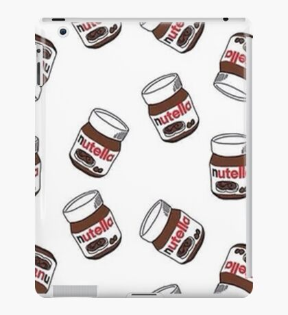 Sassy Nutella iPad Case/Skin