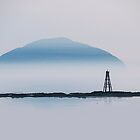 Blue Island by JBlaminsky