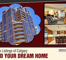 Home Listings of Calgary - Find your Dream Home by Krista Kehoe