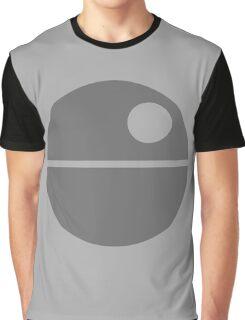 Star Wars - Death Star Graphic T-Shirt