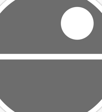Star Wars - Death Star Sticker