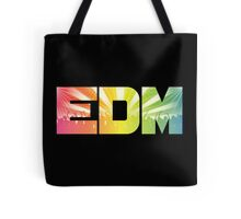 EDM Rainbow Tote Bag