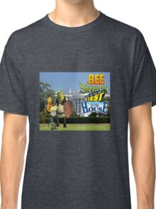 Bee Shrek Test in the House Design Classic T-Shirt