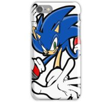 Stylistic Sonic iPhone Case/Skin