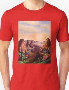 Cacti and Canyons Unisex T-Shirt