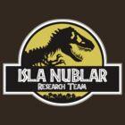 Isla Nublar Research Team by morph99