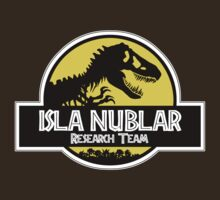 Isla Nublar Research Team by morph99