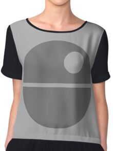 Star Wars - Death Star Chiffon Top