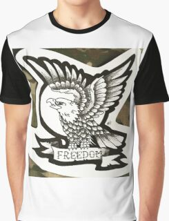 Freedom Graphic T-Shirt