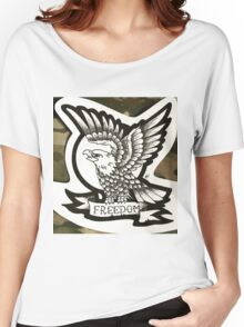 Freedom Women's Relaxed Fit T-Shirt