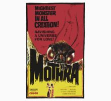 MOTHRA! One Piece - Long Sleeve