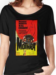 MOTHRA! Women's Relaxed Fit T-Shirt