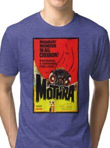 MOTHRA! Tri-blend T-Shirt