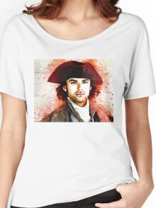 """Wheal Leisure"" ~ Ross Poldark Women's Relaxed Fit T-Shirt"