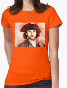 """Wheal Leisure"" ~ Ross Poldark Womens Fitted T-Shirt"