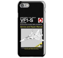 VF-1 Service and Repair iPhone Case/Skin