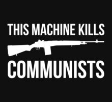 Kills Communist by bakerandness