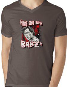 Ash Gimme some sugar baby Mens V-Neck T-Shirt