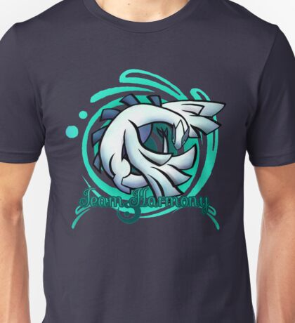 Team Water Dragon Unisex T-Shirt