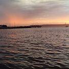 Edmonds Marina and Beach by Julie Van Tosh Photography