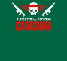 Pledge Eternal Service on Catachan Unisex T-Shirt