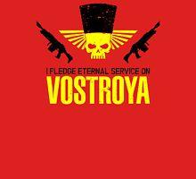 Pledge Eternal Service on Vostroya Unisex T-Shirt