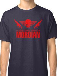 Pledge Eternal Service on Mordian Classic T-Shirt