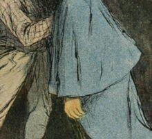 Les Marionnettes de la Vie 1890 - Lidoire Sticker