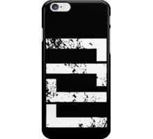 PreCog Logo (All Connected)  iPhone Case/Skin