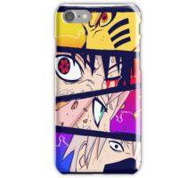 The Four Ninjas iPhone Case/Skin