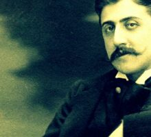 Marcel Proust - In Search of Lost Time Sticker