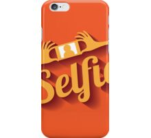 Selfie Design Element EPS 10 vector iPhone Case/Skin