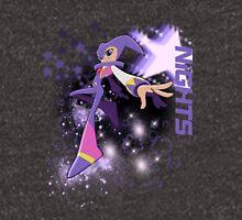Nights Star Background Unisex T-Shirt
