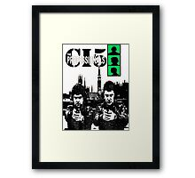 the Professionals Framed Print