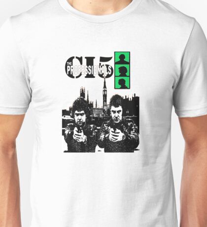 the Professionals Unisex T-Shirt