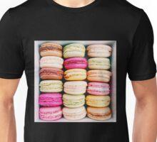 French Macarons - Paris Unisex T-Shirt
