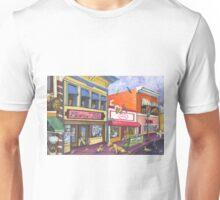 Manitou Colorado~Dog Invasion Unisex T-Shirt