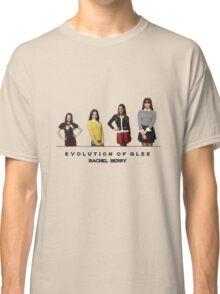 Evolution of Glee || Rachel Berry Classic T-Shirt