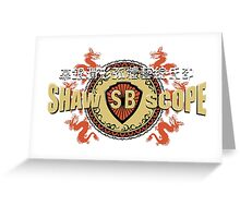 Shaw Brothers Greeting Card