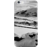 Simon's Seat and Skyreholme iPhone Case/Skin