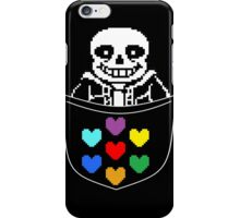 Pocket Sans iPhone Case/Skin