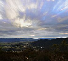 Clouds Stacked over Hassans Walls by CarleyBeth
