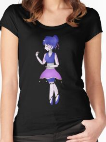 FNAF Sister Location Ballora Women's Fitted Scoop T-Shirt