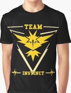 Team Instinct Pokémon GO Graphic T-Shirt